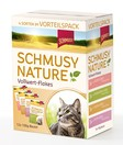 Schmusy Nature Vollwert-Flakes in feiner Sauce Vorteilspack
