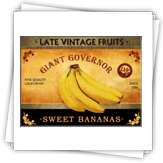 F004 Sweet Bananas