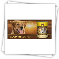 Wolfsblut Gold Fields - Pure