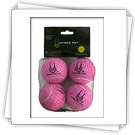 Hyper Pet Tennis Balls Pink 4 er Pack